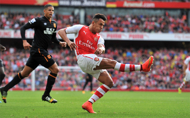 alexis sanchez_ hull