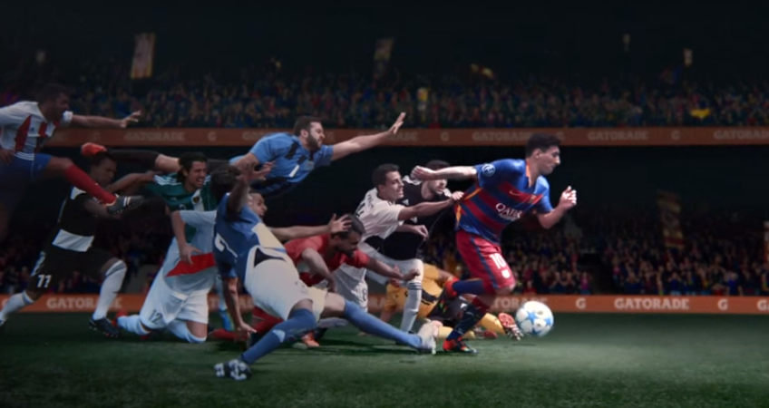 The New Nike Soccer Commercial Is As Awesome As You'd Expect ...