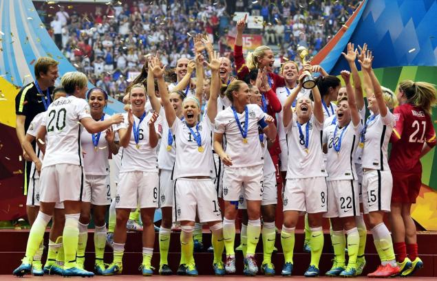 US women's world cup